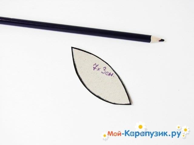 Изготовление лилии из бумаги своими руками - фото 2