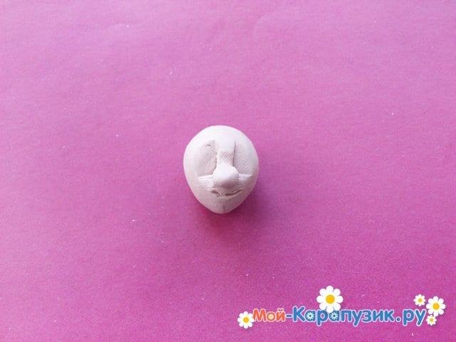 Лепка человека из пластилина - фото 3