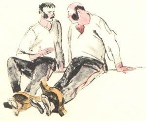 Жилин и Костылин: разные судьбы