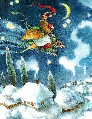 """Волшебство в сказке Н. В. Гоголя """"Ночь перед Рождеством"""""""