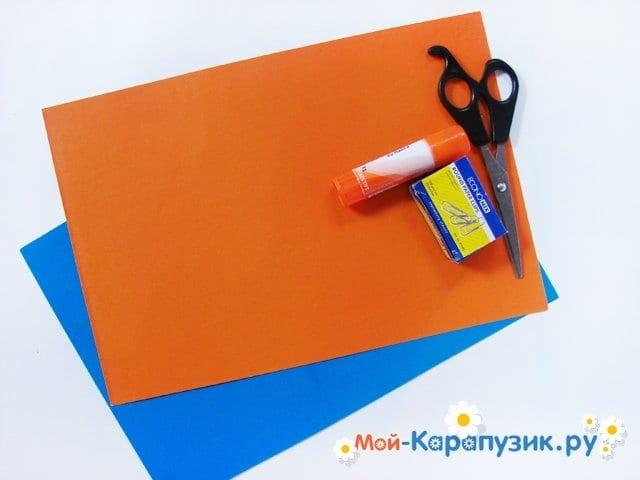 Изготовление воздушного шара из бумаги - фото 1