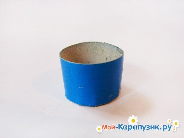 Изготовление воздушного шара из бумаги - фото 29