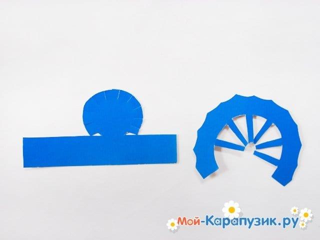 Изготовление воздушного шара из бумаги - фото 4