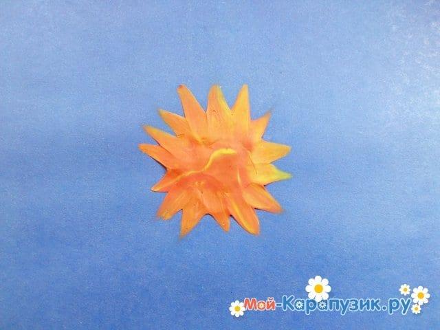 Лепка планет из пластилина - фото 3