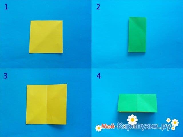 Изготовление карандаша из бумаги - фото 1