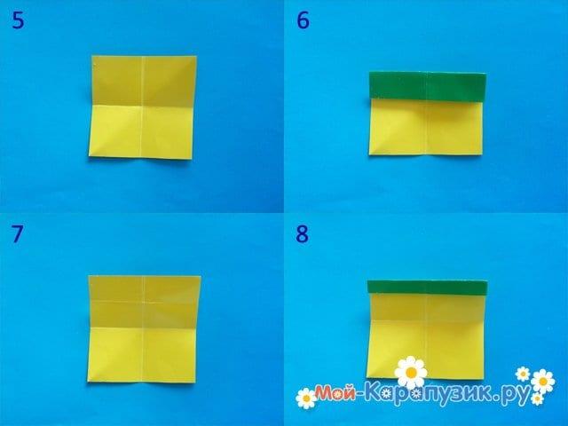 Изготовление карандаша из бумаги - фото 2