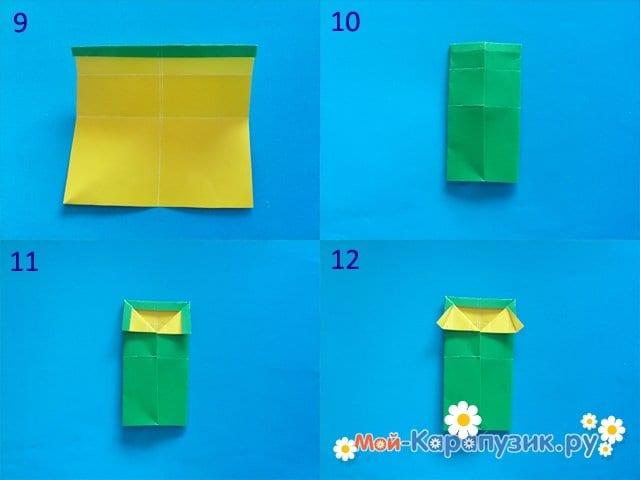 Изготовление карандаша из бумаги - фото 3
