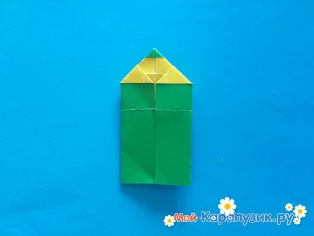 Изготовление карандаша из бумаги - фото 4