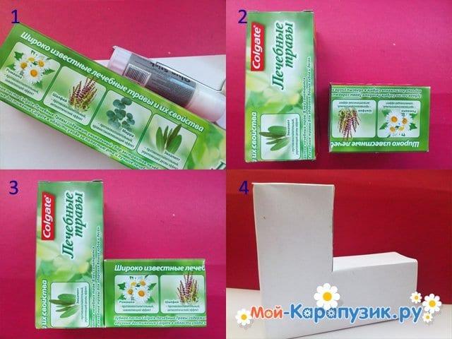 Изготовление русской печи из бумаги - фото 1