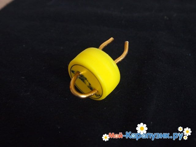 Изготовление ёлочной игрушки из перегоревшей лампочки - фото 7