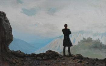 Тема одиночества в поэзии Лермонтова
