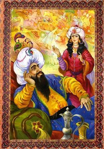 Рассказ о царе Шахрияре