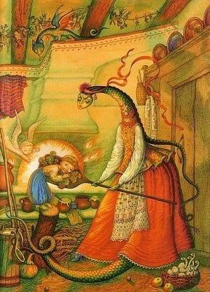 Сказка про Ивасика